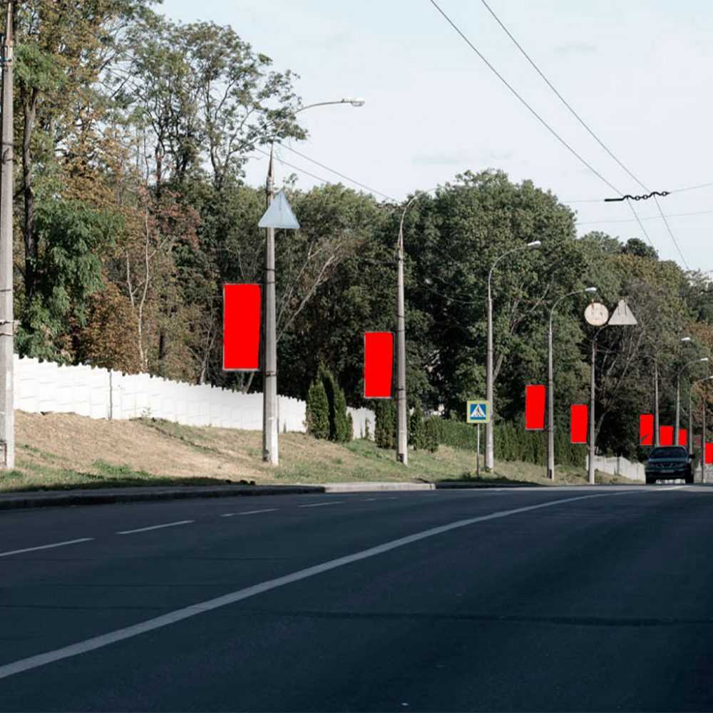 konveks bord - Рекламні щити