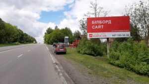 Карта білбордів в Хмельницькому, В'їзд з сторони Вінниця