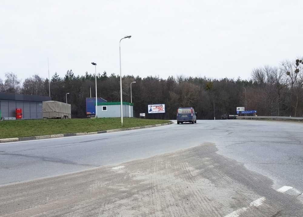 Білборд, щити на карті в Хмельницькому, Кільце виїзду на Чернівці, WOG, Аеропорт, Хмельницький