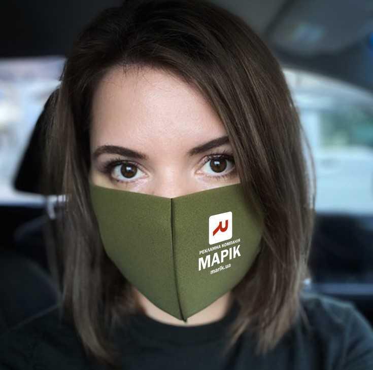marik maska2 - Нанесення логотипів на маски
