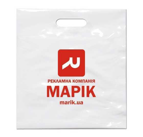 marik paket - Нанесення логотипів на пакети