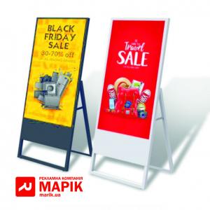 марик-рекламний-стенд