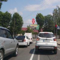 Білборд, щити на карті в Хмельницькому, Перехрестя вулиць Трудова та Заводська, Хмельницький